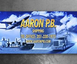 Aaron P.B. Shipping, LLC