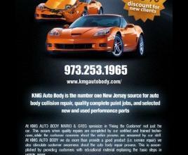 KMG Auto Body Facebook Intro