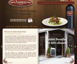 Amber Flash Website