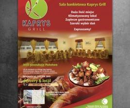 Kaprys Grill